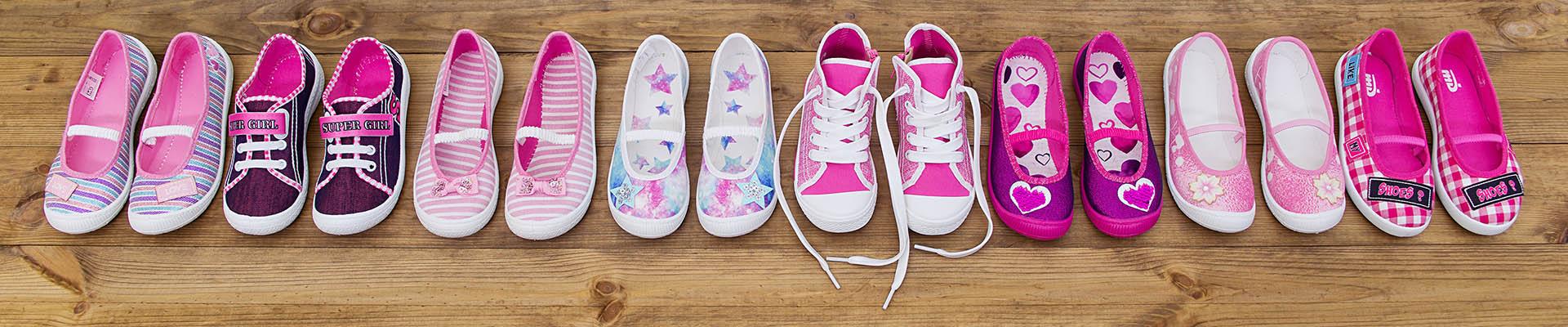 Oddychajace obuwie dla dzieci